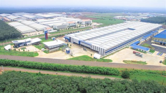 ATAD Đồng Nai tự hào là nhà máy được thiết kế, thi công và tư vấn chuẩn LEED bởi chuyên gia Việt Nam.