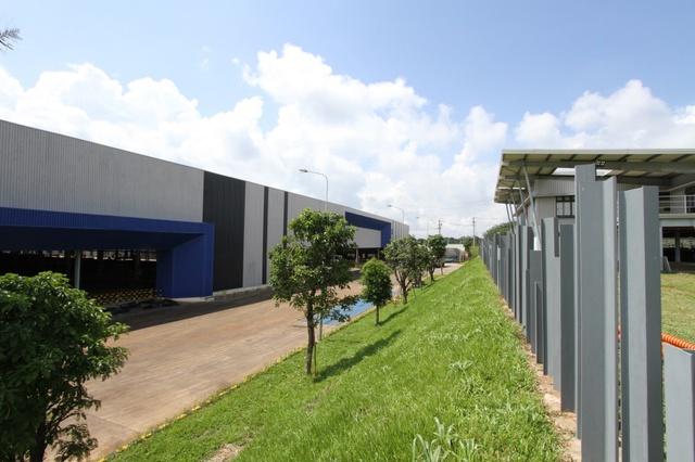 Hệ thống nhà thép tiền chế sử dụng nguồn thép tái chế.