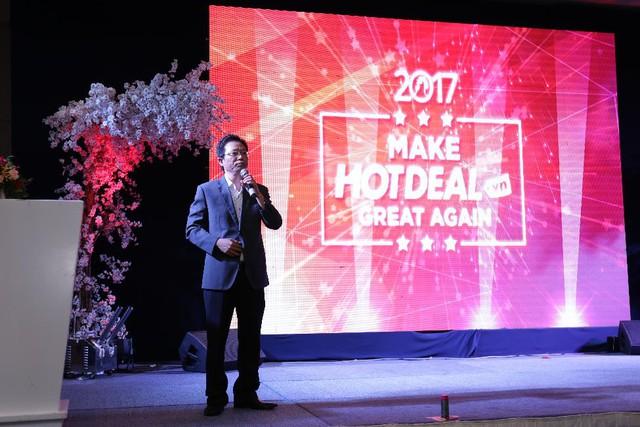 Ông Nguyễn Thành Vạn An – Giám đốc điều hành Công ty cổ phần Hotdeal.
