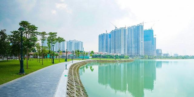 An Bình City kiến tạo môi trường sống xanh, trong lành và hiện đại.
