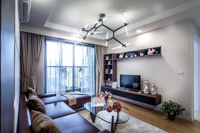 Các căn hộ tại Golden Field đều sở hữu ban công đón gió và ngập tràn ánh sáng tự nhiên.
