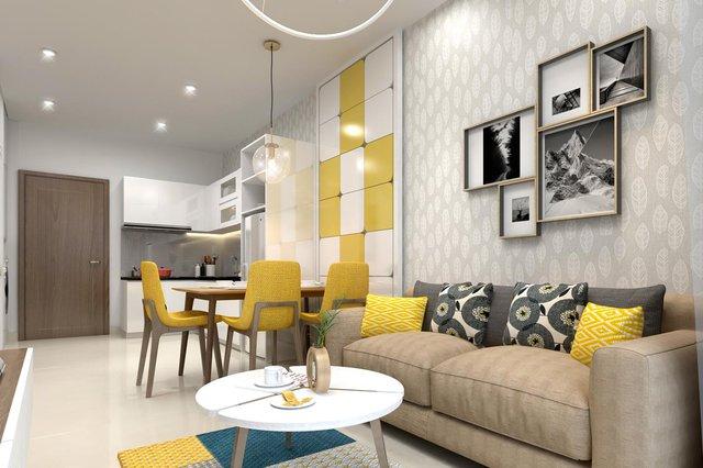 Để sở hữu căn hộ Samsora Riverside, người mua chỉ cần thanh toán bình quân 5-6 triệu/tháng.