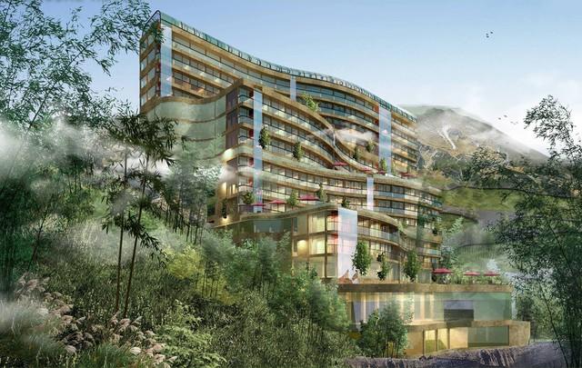 Mercure Sapa Jade Hill – hệ thống khách sạn quản lý theo tiêu chuẩn Accor.