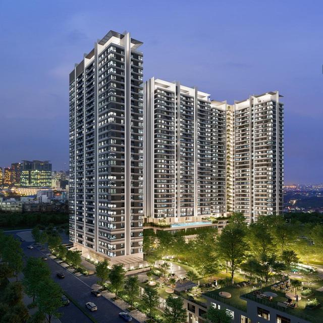 Dự án căn hộ cao cấp Kingdom 101 là chốn đi về đáng mơ ước cho những người giàu thế hệ mới.