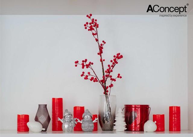 Lung linh sắc màu Noel với BST sản phẩm trang trí Giáng sinh 2017 của thương hiệu Aconcept.
