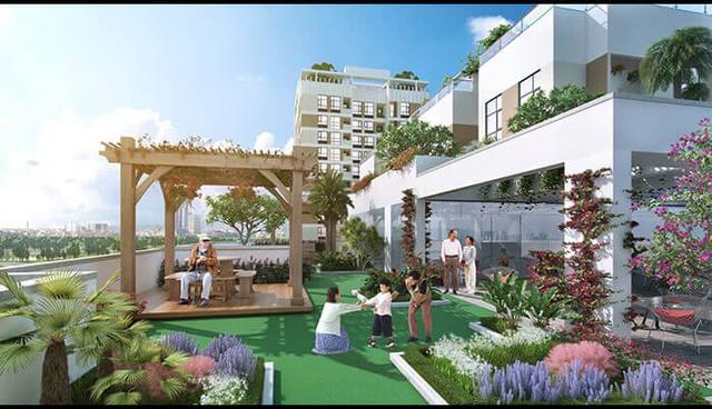 Valencia Garden là một trong số ít những dự án đáp ứng đủ và đúng tiêu chí khách hàng thực.