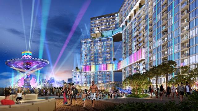 """Cocobay chính thức lấn sân khai thác mỏ vàng mang tên """"party center"""" với sự ra đời của dự án Coco Música Resort."""