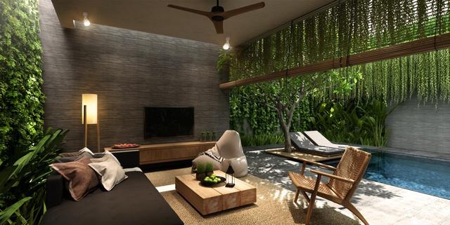 Wyndham Garden Phú Quốc độc đáo bởi kiến trúc Private Villa và xu hướng Go Green.