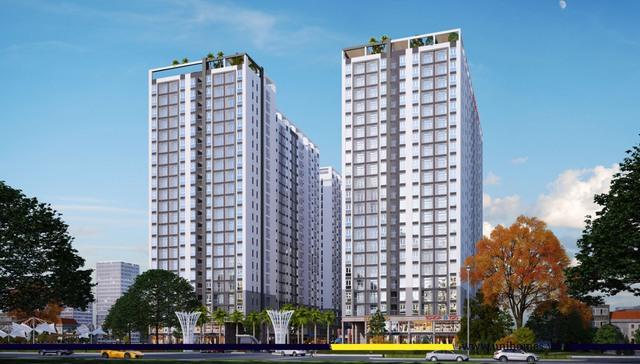 """Dự án hứa hẹn sẽ mang tới """"làn gió mới"""" trong mô hình căn hộ xanh."""