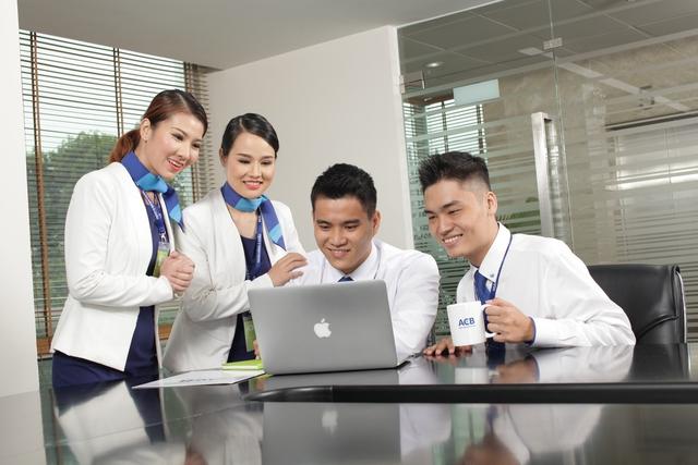 Hệ thống đào tạo nhân viên và quản lý nguồn nhân lực của ACB thể hiện rõ nhất cam kết của mình đối với hiệu quả hoạt động.