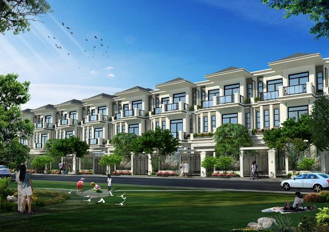 Hưng Phát Green Star tung ra thị trường 111 căn biệt thự ngay đầu năm 2018.