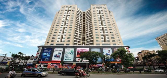 Xuân Thủy Tower là dự án đầu tay đầy tâm huyết của Long Giang Land.