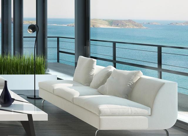 Mỗi căn hộ tại FLC Sea Tower mang đến không gian sống như nghỉ dưỡng.