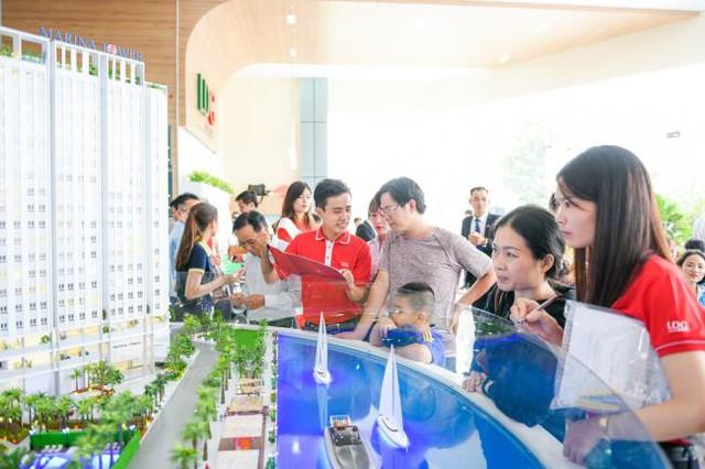 Tìm mua căn hộ giá 1 tỷ đồng ở khu Bắc Sài Gòn - Ảnh 1.