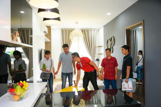 Tìm mua căn hộ giá 1 tỷ đồng ở khu Bắc Sài Gòn - Ảnh 2.
