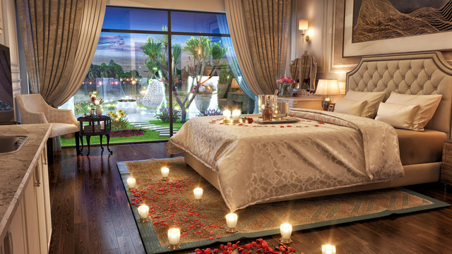 FLC Grand Hotel Halong ra mắt căn hộ ban công sân vườn trên cao ngắm trọn Vịnh Hạ Long - Ảnh 3.