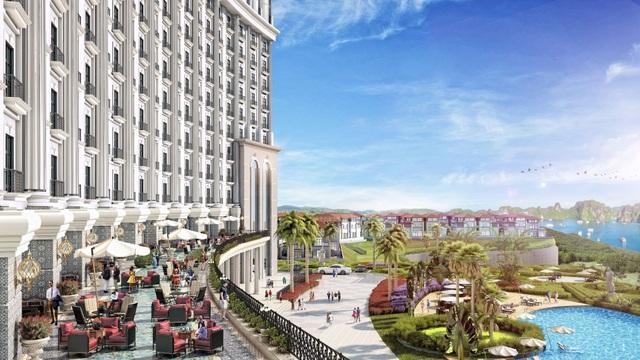 FLC Grand Hotel Halong ra mắt căn hộ ban công sân vườn trên cao ngắm trọn Vịnh Hạ Long - Ảnh 4.