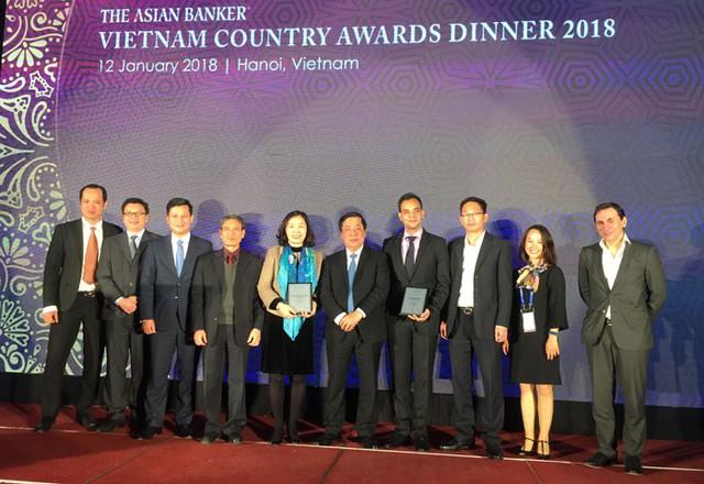 Vietinbank được The Asian Banker trao giải ngân hàng SME của năm - Ảnh 1.