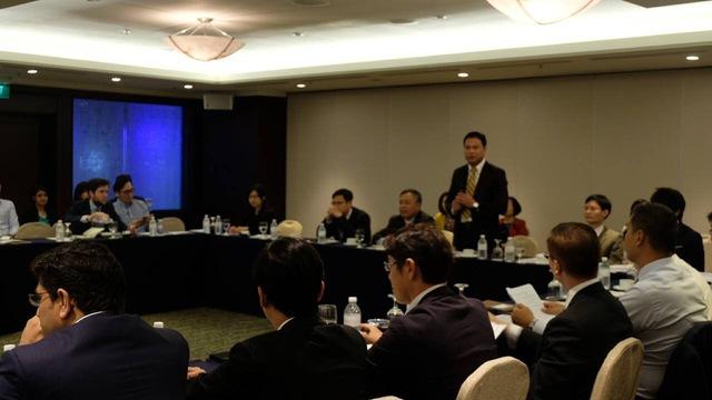 EVN tổ chức roadshow tại Singapore cho các nhà đầu tư chiến lược tiềm năng - Ảnh 1.