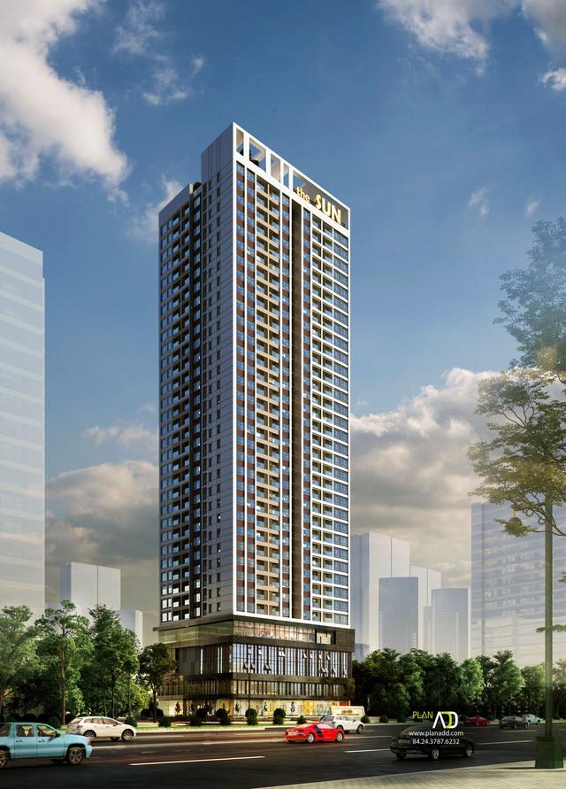 Hé lộ dự án bất động sản thu hút khu vực Mỹ Đình - Ảnh 1.