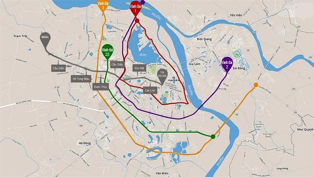 Bất động sản phía Nam Hà Nội nhộn nhịp nhờ Quy hoạch đường Vành đai 2.5 - Ảnh 1.