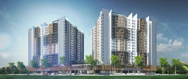 Có gì ở dự án hút nhà đầu tư lớn thị trường bất động sản Biên Hòa - Ảnh 1.