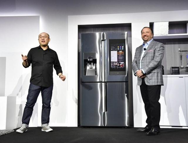 Samsung dẫn đầu xu hướng khi kết hợp trí tuệ nhân tạo - IOT và công nghệ, mở ra kỷ nguyên mới của TV - Ảnh 1.