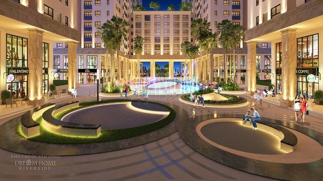 """Thị trường bất động sản cuối năm sôi động với sự """"chào sân"""" của Dream Home Riverside - Ảnh 1."""