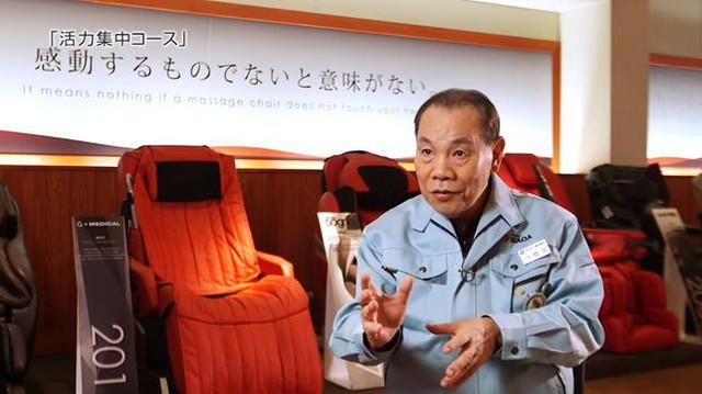 Ghế massage Made in Japan có thật sự là trợ lý sức khỏe tại nhà mà bạn nhất định phải có Tết Mậu Tuất 2018 này? - Ảnh 2.