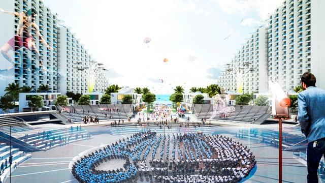 Chủ đầu tư The Arena: Bất động sản nghỉ dưỡng đòi hỏi sự khác biệt - Ảnh 2.
