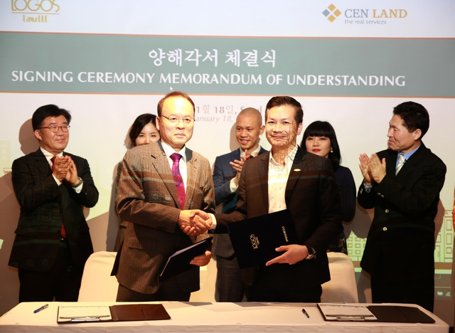 CENLAND chính thức Toàn cầu hoá - Ảnh 1.
