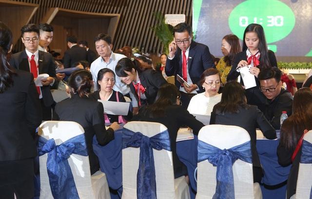 DKRA Việt Nam phân phối thành công nhà phố biển Ocean View - Queen Pearl Mũi Né - Ảnh 1.