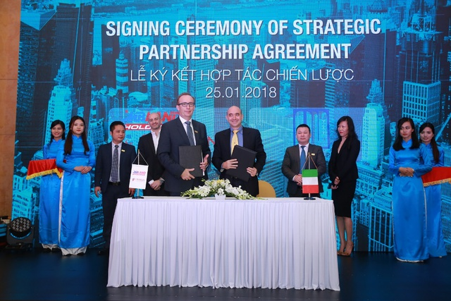 MBLand Holdings ký kết hợp tác chiến lược phát triển Bất động sản - Ảnh 2.