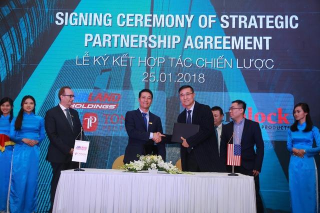 MBLand Holdings ký kết hợp tác chiến lược phát triển Bất động sản - Ảnh 3.