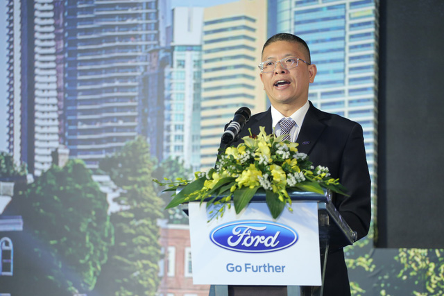 Ford Việt Nam xuất xưởng Ford EcoSport Mới với nhiều cải tiến vượt trội - Ảnh 1.
