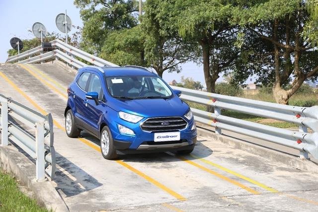 Ford Việt Nam xuất xưởng Ford EcoSport Mới với nhiều cải tiến vượt trội - Ảnh 2.