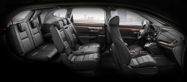 Honda CR-V thế hệ thứ 5 hoàn toàn mới đạt doanh số ấn tượng 737 xe trong tháng đầu tiên bán ra - Ảnh 1.