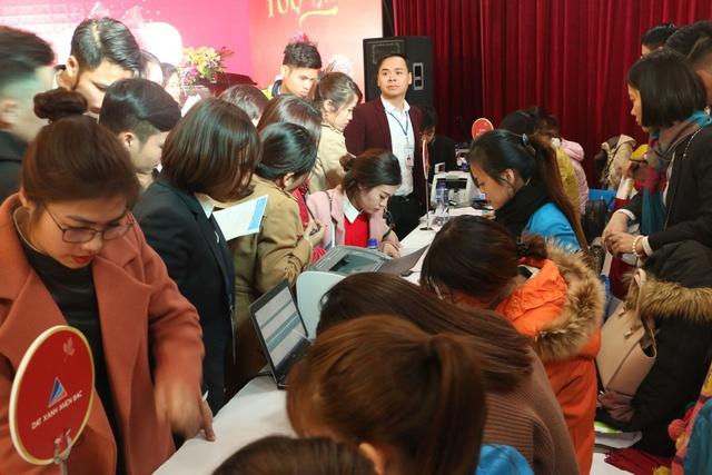 Lễ tri ân dự án đất nền Thiên Lộc Thái Nguyên thu hút hàng trăm khách tham dự - Ảnh 2.