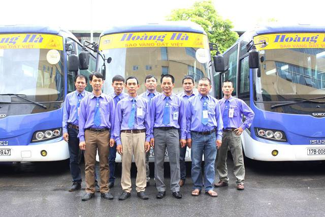 CTCP Hoàng Hà - Doanh nghiệp vận tải hành khách hàng đầu tỉnh Thái Bình - Ảnh 2.