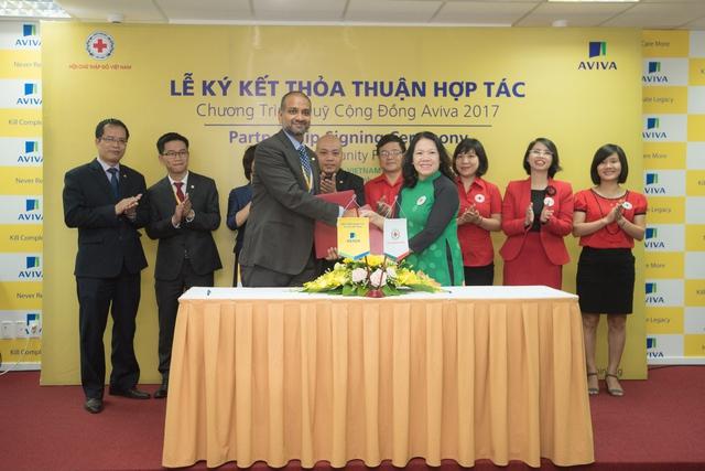 Aviva Việt Nam và những thành tựu nổi bật trong năm 2017 - Ảnh 2.