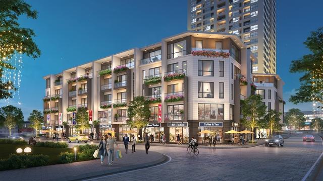 Thành công có khu nhà phố thương mại, T&T Group dự tính công bố khu chung cư cao tầng T&T DC Complex - Ảnh 1.