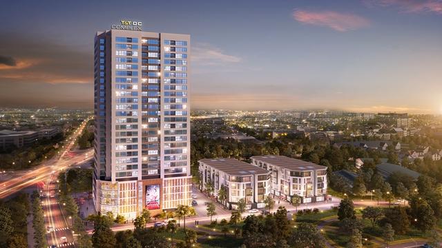 Thành công có khu nhà phố thương mại, T&T Group dự tính công bố khu chung cư cao tầng T&T DC Complex - Ảnh 2.