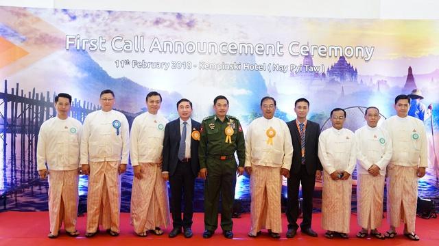 Viettel tại Myanmar thực hiện thành công cuộc gọi đầu tiên - Ảnh 1.