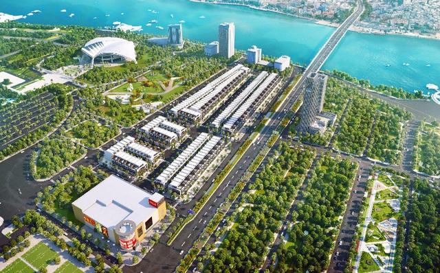 Halla Jade Residence –tuyến phố thương mại cao cấp ngay tại trung tâm TP Đà Nẵng - Ảnh 1.