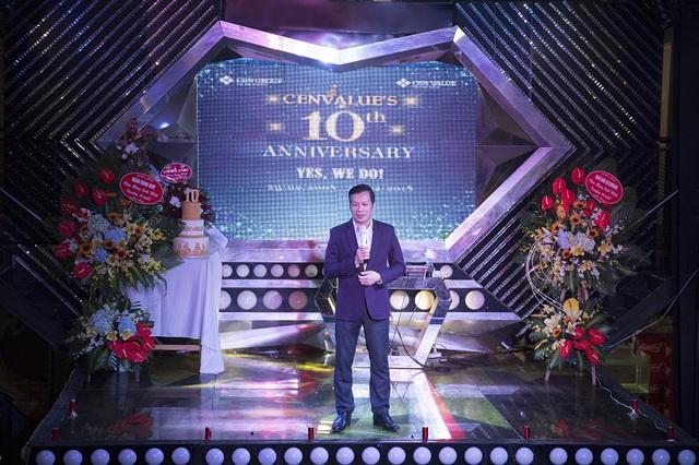 CenValue: 10 năm khẳng định thương hiệu, tự tin tăng tốc - Ảnh 1.