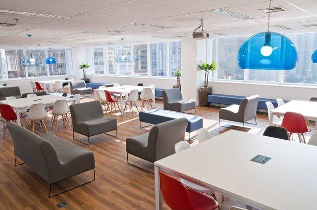 FLC Business Center đâyn xu hướng văn phòng mở thông minh - Ảnh 1.