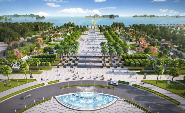 Hạ Long sẽ có nhà phố thương mại có phong 1 vàih châu Phi và châu Úc - Ảnh 1.