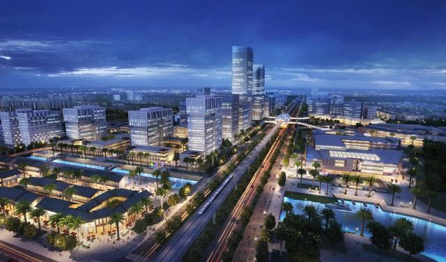 Bài toán cho thành phố vệ tinh phía Đông TP. Hồ Chí Minh - Ảnh 1.