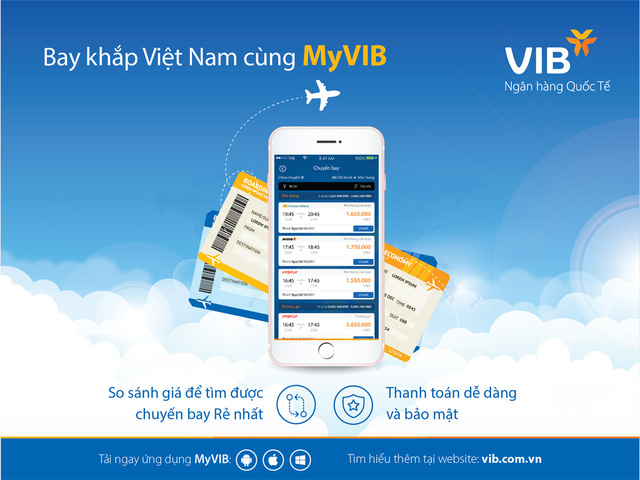 VIB nhận hai giải thưởng quốc tế về ngân hàng số Digital Banking - Ảnh 1.