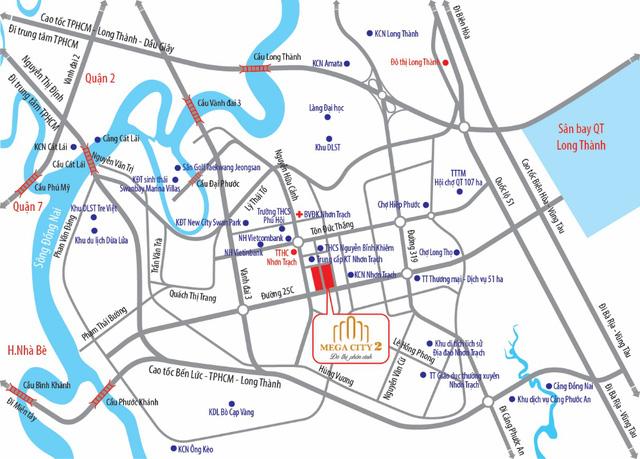 """""""Cú hích"""" của bất động sản Nhơn Trạch - Ảnh 2."""